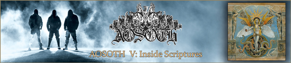 AOSOTH 	V: Inside Scriptures -  Disponible para Colombia